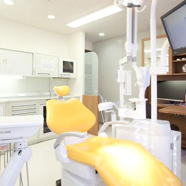 いしやま歯科 院内写真