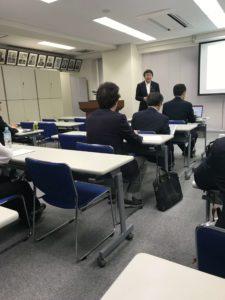中村社綱先生のインプラント講演会(1)