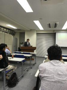 インプラント長期症例 重原聡先生の講演参加
