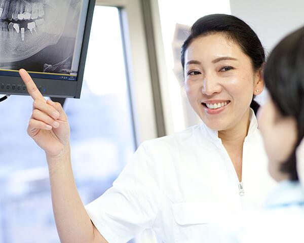 いしやま歯科・矯正歯科では口腔内スキャナーを導入しております